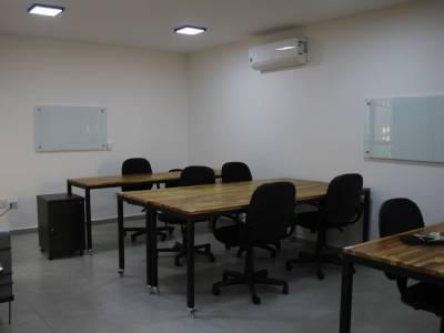 Coworking office Vila Romana