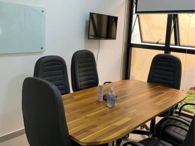Espaço para reunião na Lapa